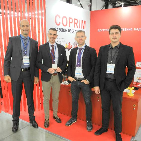 Встретимся на выставке «РОС-ГАЗ-ЭКСПО-2019»!