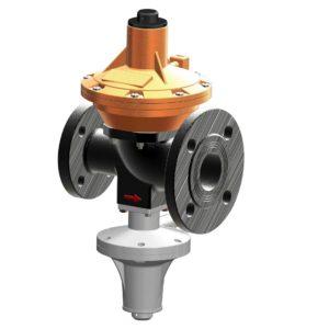 Регулятор давления газа COPRIM ALFA 30 MP со встроенным ПЗК BLC 10