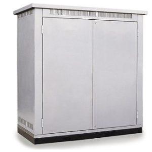 Шкаф облицовочный С8 (800х500х1100)_INOX 10/10_TG