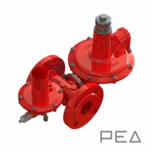 Регулятор давления газа РЕД-3-40-Н