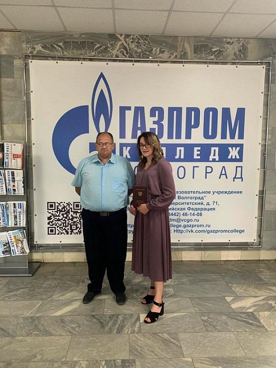 ООО «ТЕРМОГАЗ» поддерживает молодые кадры